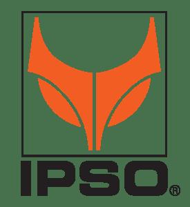 IPSO Logo White BG