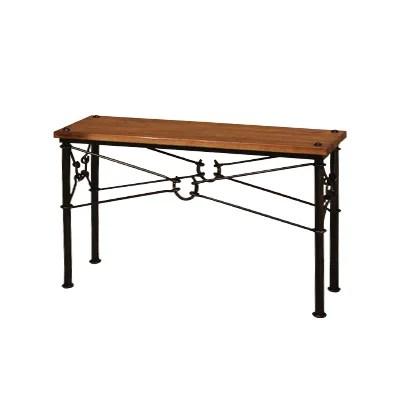 Image of Artisan Home Furniture Ranger Sofa Table (WP1744)