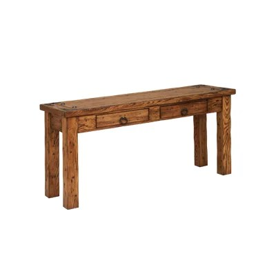 Image of Artisan Home Furniture Grand Lodge Sofa Table (WP1750)