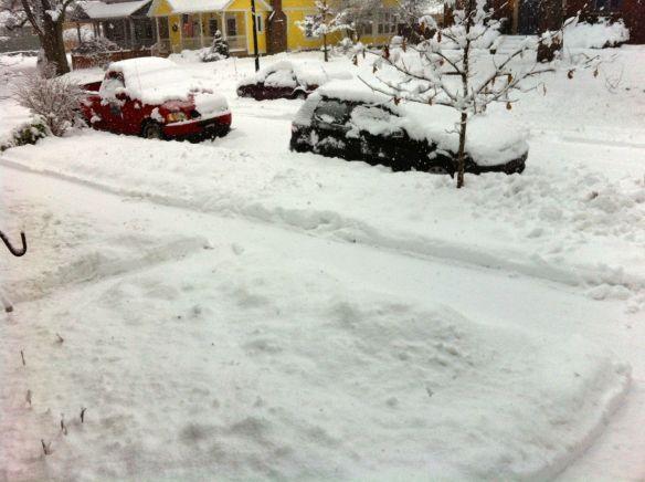 Big snowfall in January