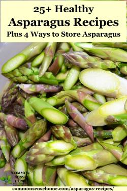 Small Of How To Store Asparagus