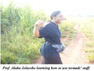 How To Minimise Clashes Between Herdsmen, Farmers - Professor Jolaosho3