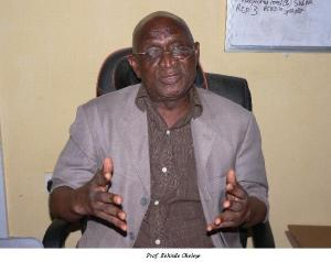 Nigeria Has No Business Importing Rice, Says Professor Okeleye