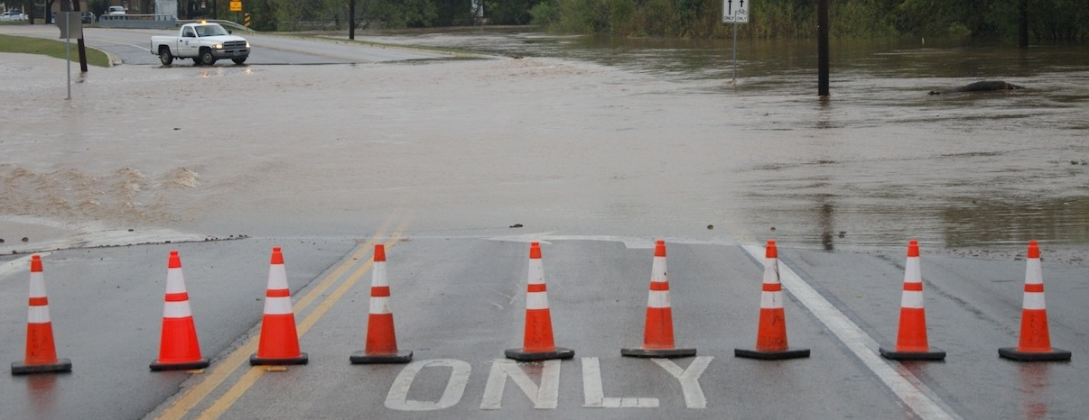 San Marcos flood recovery