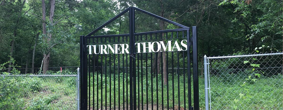 Turner-Thomas Cemetery