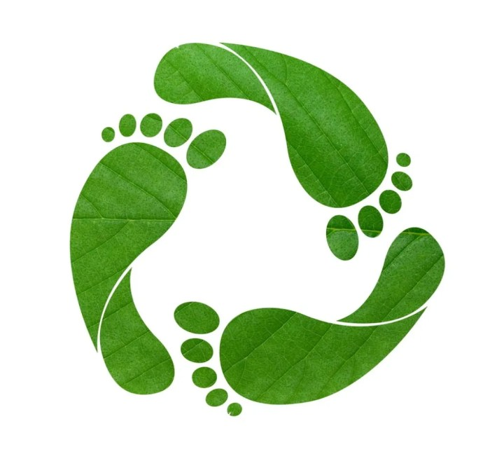 La huella de carbono ayuda a mantener controlados los niveles de dioxido de carbono