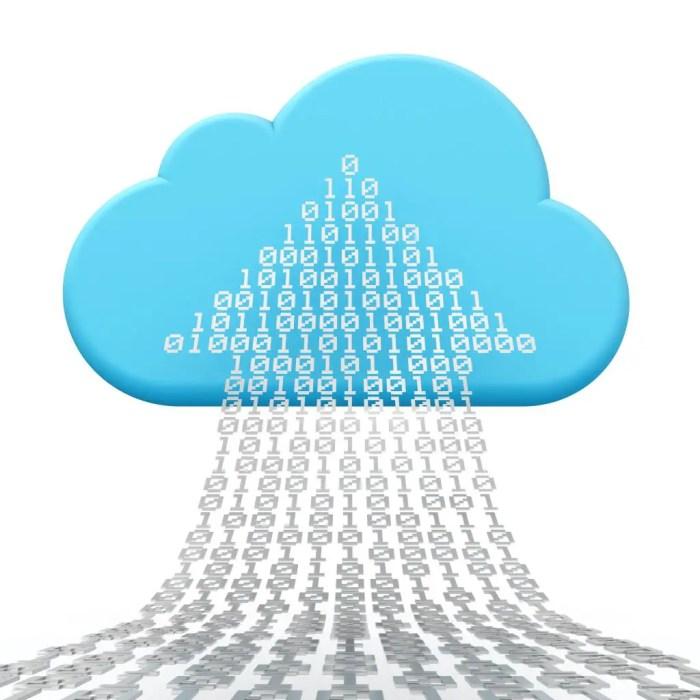 La nube es capaz de almacenar todos los datos y aplicaciones necesarias para que los trabajadores realicen su trabajo de forma eficaz