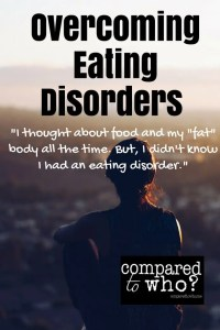 overcoming an eating disorder essay Read this essay on essay on eating disorders eating disorders are hard to avoid and harder to overcome, for some people it seems impossible.