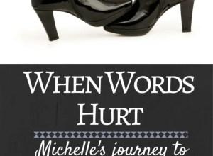 When Words Hurt graphic