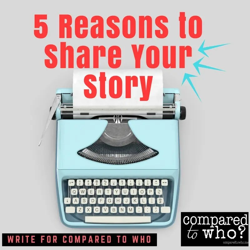 Five Reasons to Share Your Story: Call for Contributors