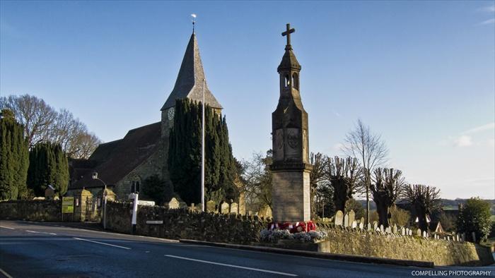 Burwash Church