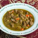 Lamb Stew with Herbs de Provence