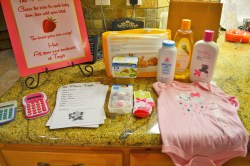 Small Of Price Is Right Baby Shower Game