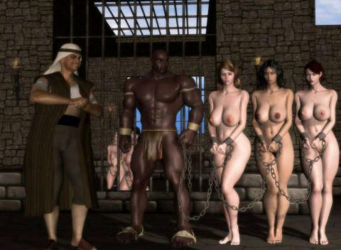 african american slave girl