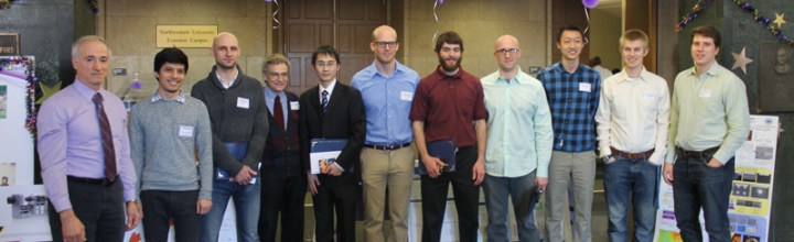 Nathan Matsuda wins 1st place in CS Student Poster Award