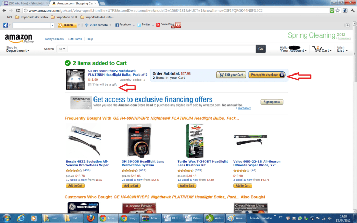 amazon6 1024x640 Tutorial como comprar no Amazon