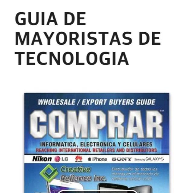 Guia de Mayoristas que son confiables. http://comprarmag.com/magazine-revista