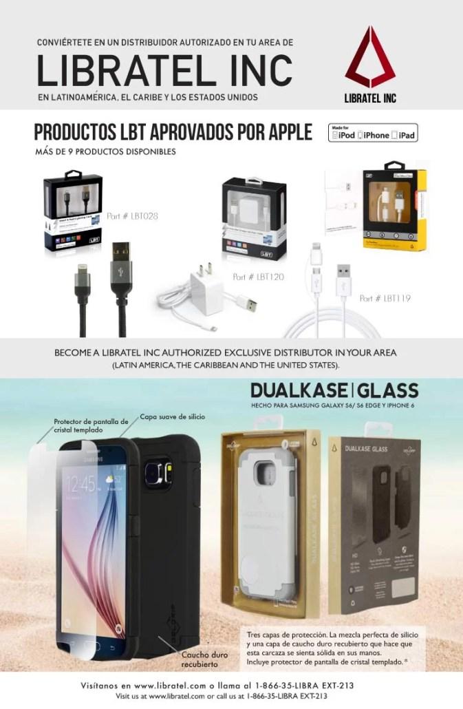 distribuidor de apple accesorios