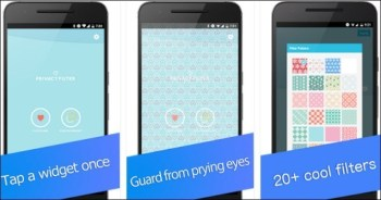 Free Download Android Privacy Filter Pro from Google Play