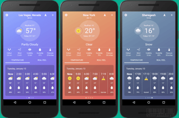 UltraWeather Pro: Forecast & Map Free on Google Play