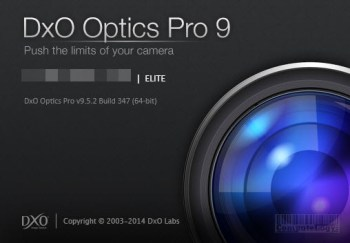 Get Free DxO Optics Pro 9 Elite for Mac OS X and Windows