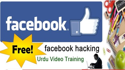 facebook hacking video training