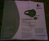 4 Logitech® Precision PC Gaming Headset