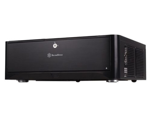 SilverStone GD06 01 500x375 Review:  SilverStone GD06 Home Theater PC Case
