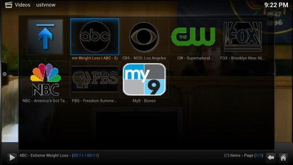 xbmc2014 04 580x326 Best XBMC Add ons for 2014