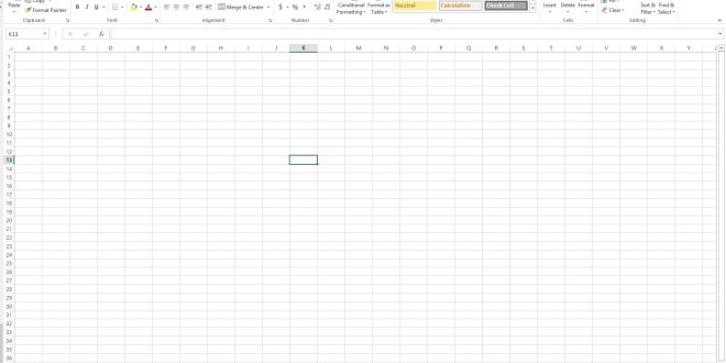 Delete a PivotTable in Excel