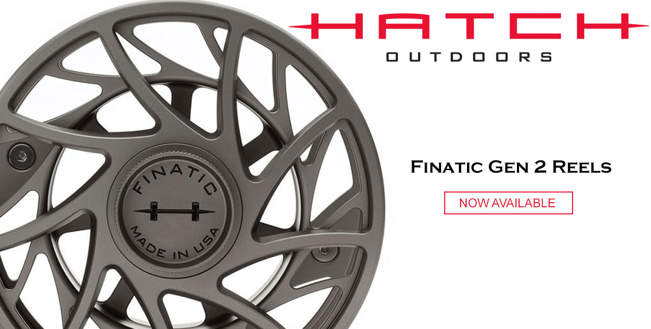 New Hatch Generation 2 Reels Are Here!