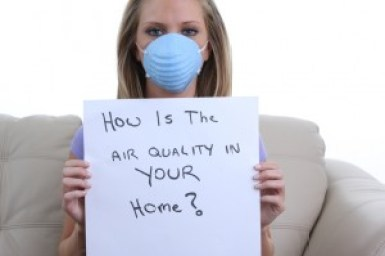Indoor Air Quality sign