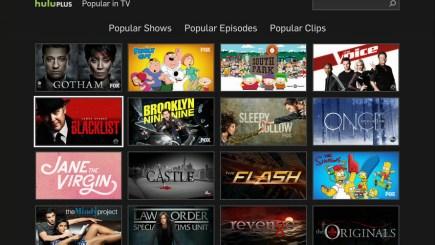Hulu_homepage