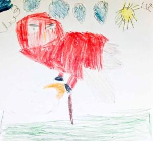 Luz Martín - Buho va a volar (5 años)