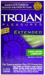 Trojan-Extended-Pleasure-Lubricated