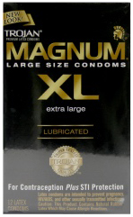 Trojan-Magnum-XL-Lubricated
