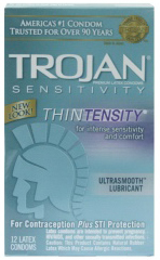 Trojan-Thintensity-Lubricated