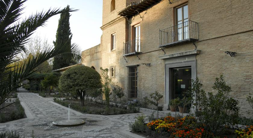 Alojate en el Parador de Granada