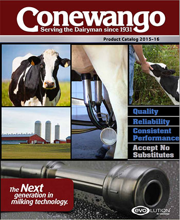 Conewango Products 2015-16 Catalog