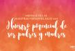 Mensaje de las Maestras Visitantes | Julio 2016