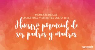 maestras visitantes julio 2016 - conexion sud
