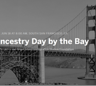 California: Ancestry Day by the Bay, June 18