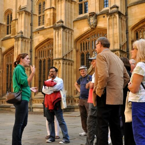Oxford Offical Walking Tours