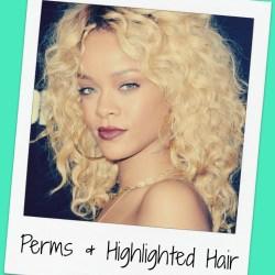 Rihanna-Blonde-Curly-Hair-Perm