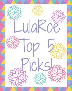 LulaRoe-Top-5-Picks