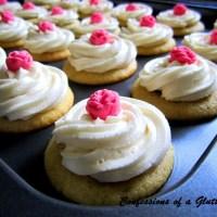 Vanilla Bean & Salted Caramel Cupcakes
