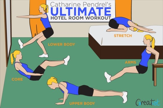 hotelroomworkout