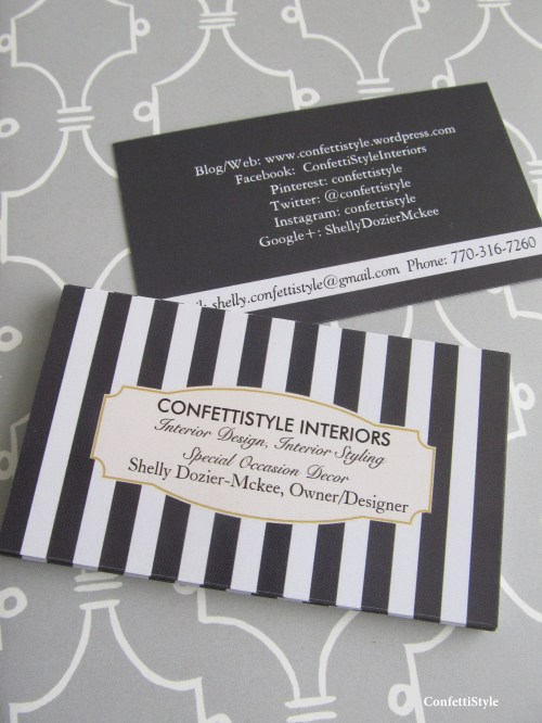 ConfettiStyle Interiors Business Cards (1)
