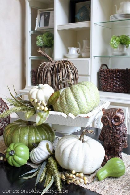 Fall Container Centerpiece4