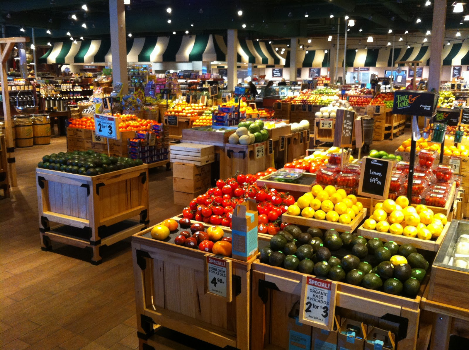 The Marketplace Food Store
